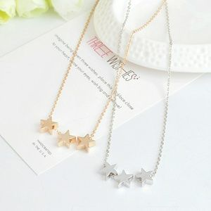 Jewelry - The Three Wishes Necklace